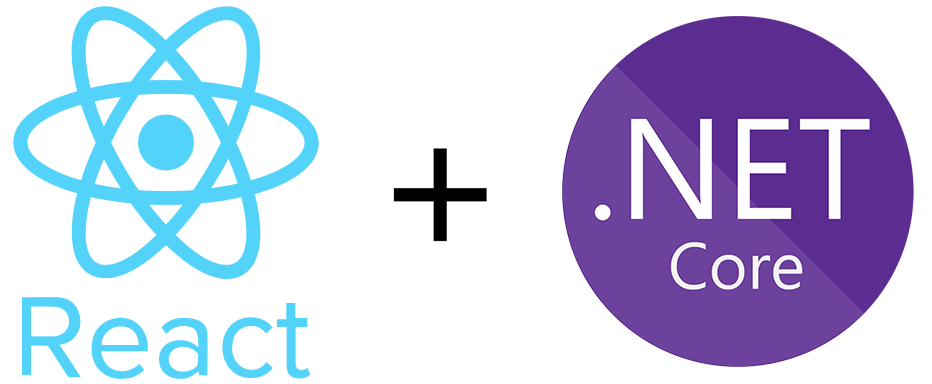 React + NET Core
